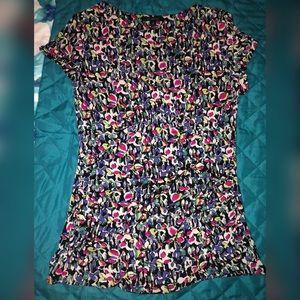 Semantiks blouse - floral print - size MEDIUM